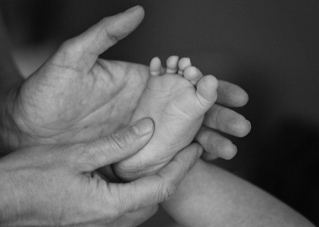 Babys fod