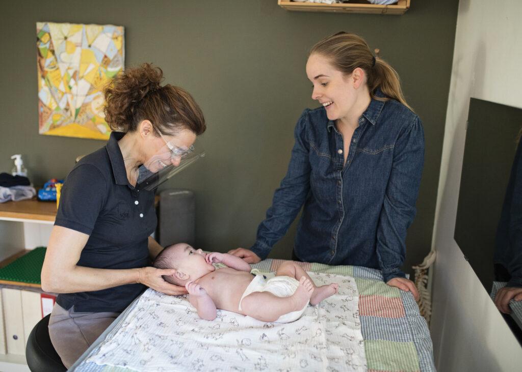 Baby undersøgelse